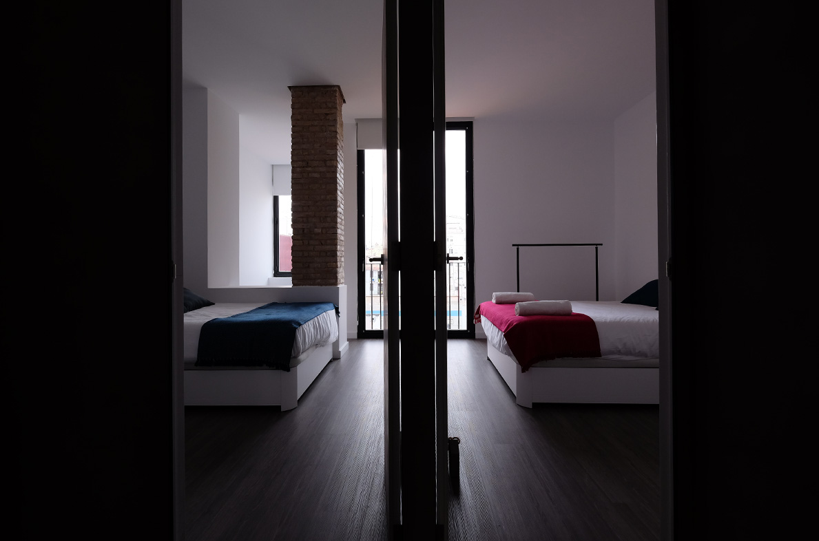 proyecto reforma estilo industrial elo construcciones habitaciones