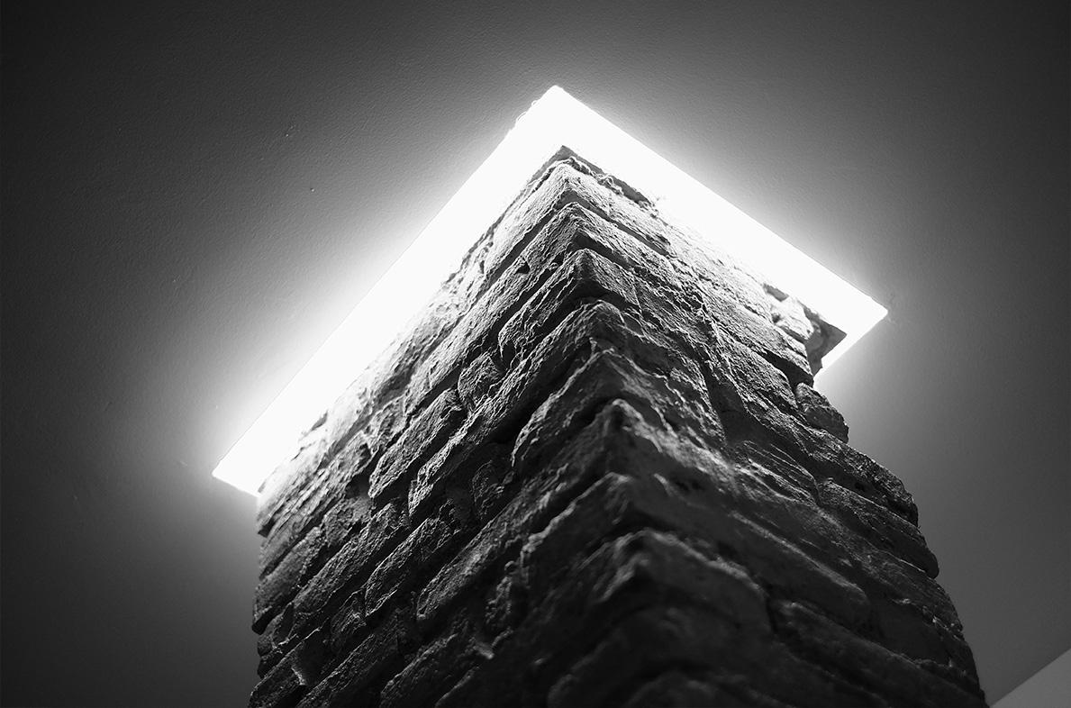 proyecto reforma estilo industrial elo construcciones pilar iluminacion indirecta