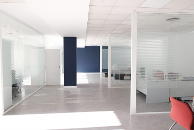 ARQUITECTURA EN OFICINAS BOYACÁ