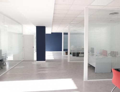 Reforma de oficinas Boyacá