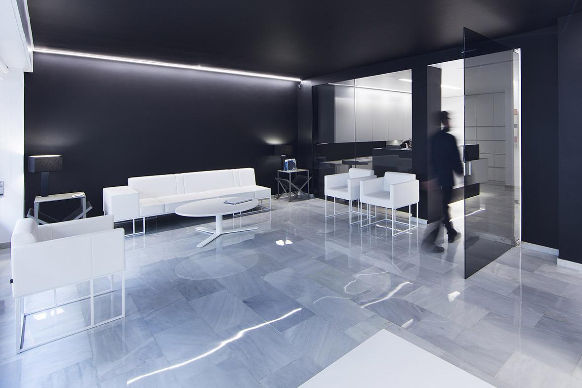 Arquitectura y reforma cl nica dental por re e y elo construcciones - Proyecto clinica dental ...