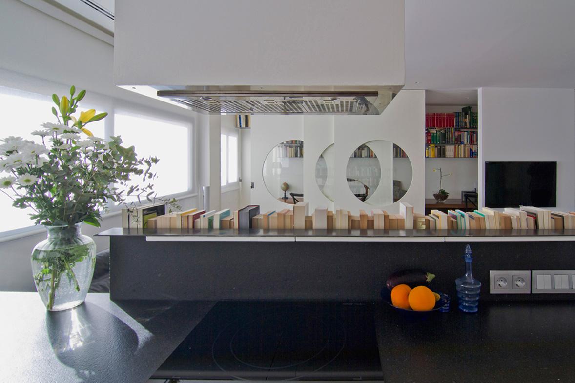Proyecto arquitectura interiorismo loft valencia