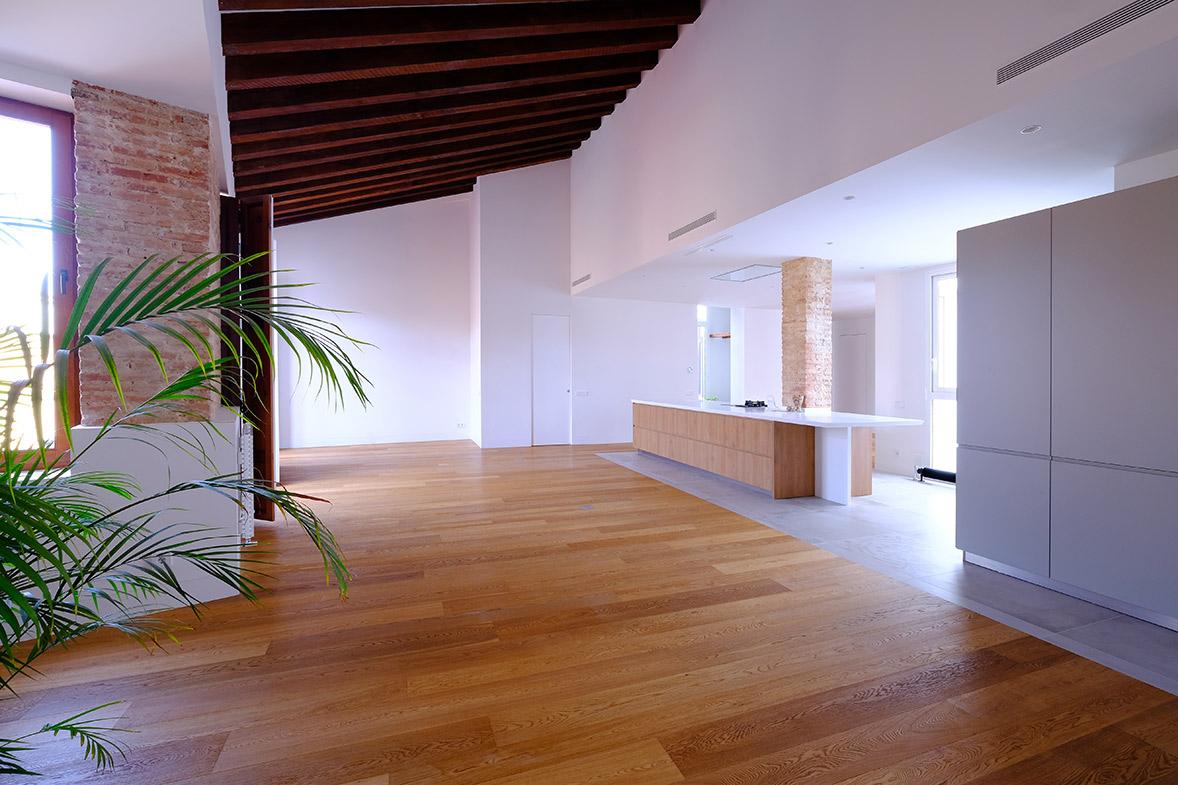 proyecto arquitectura reforma integral vivienda lujo valencia