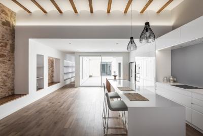 proyecto reforma arquitectura diseño casa rural