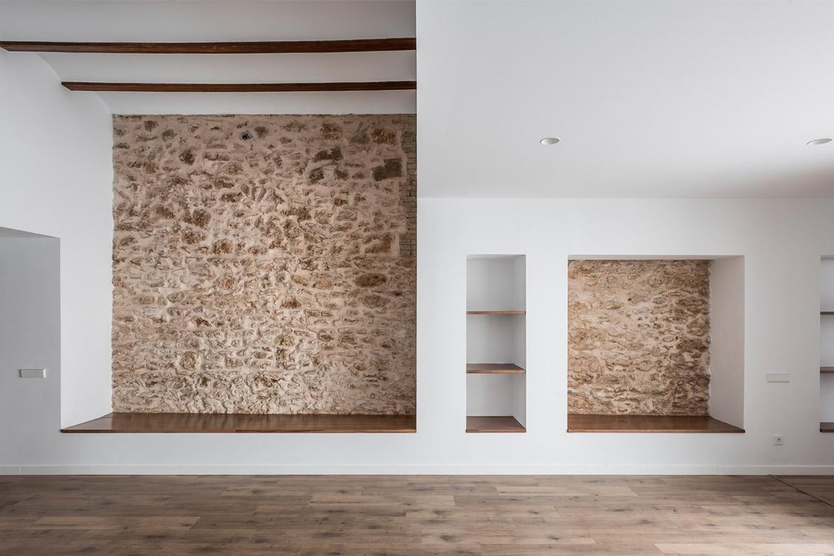 proyecto reforma arquitectura diseño casa rural elo construcciones opiniones
