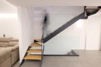 Proyecto de arquitectura en Valencia escalera