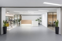diseño de oficinas en ruzafa proyecto de rehabilitación recepción