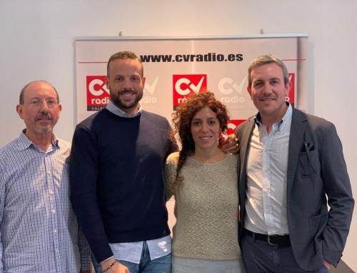 8 aniversario de ELO Construcciones en CV Radio