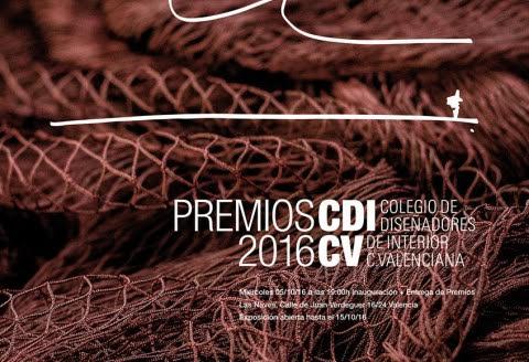 Premios CDICV 2016