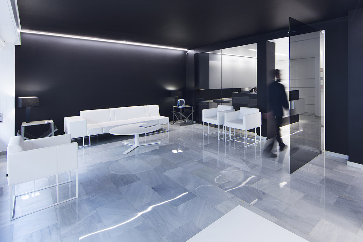 proyecto arquitectura reforma integral lujo clínica dental