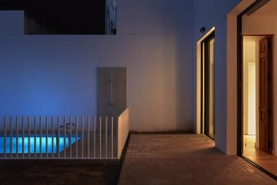 proyecto arquitectura rehabilitación casa de pueblo