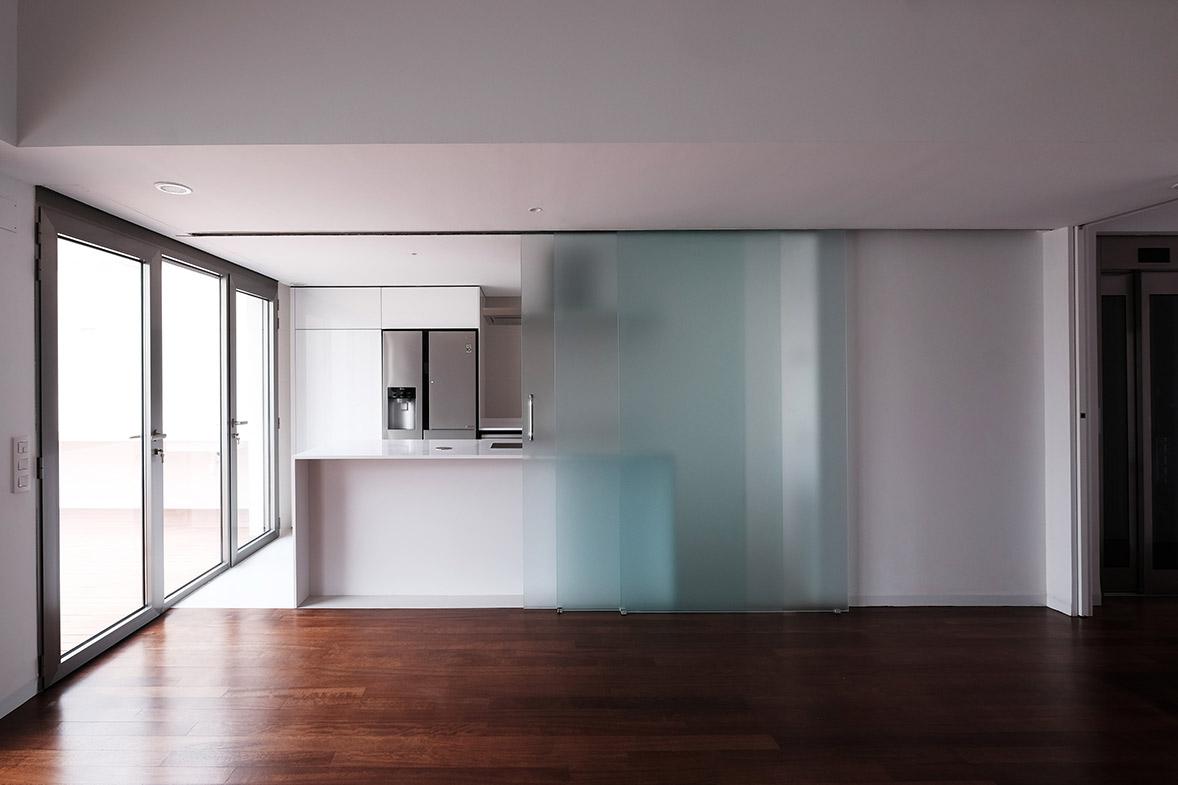 Proyecto arquitectura casa lujo hormigón visto