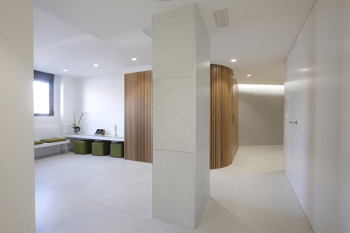 proyecto reforma integral lujo clinica dental valencia