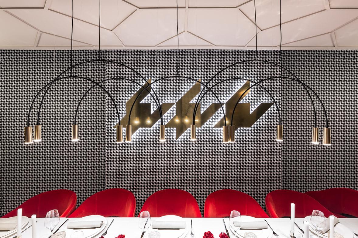 interiorismo a medida en restaurante xanveri elo construcciones estudi hac sala vip
