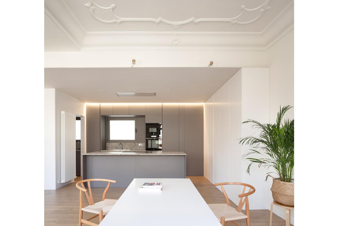 Proyecto de arquitectura en Ruzafa