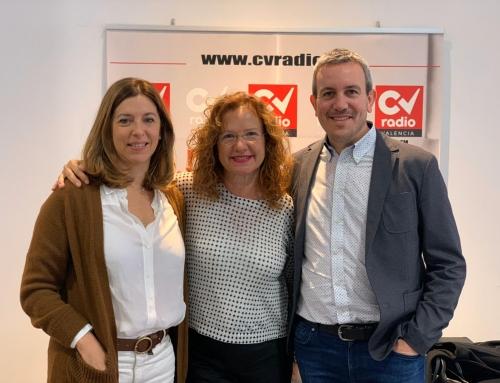 CDICV con ELO Construcciones en CV Radio